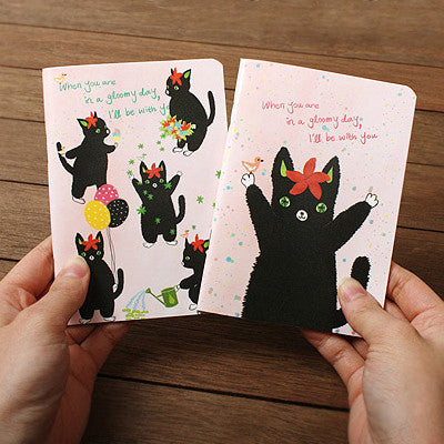 Mini Notebook Set - Lovely - Bomroya 01