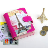 Wallet Pocket Souvenirs de Voyage - Paris - VY3361