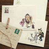 Letter Sheet + Envelope - The Wizard of Oz - 02