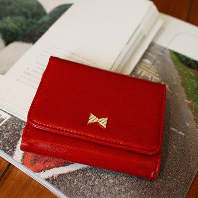 Handy Wallet New Square - Red