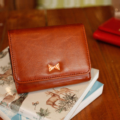 Handy Wallet New Square - Brown