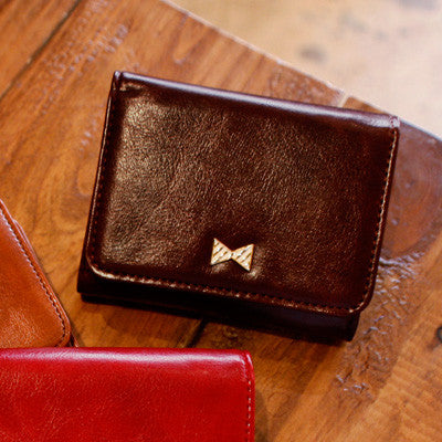Handy Wallet New Square - Choco