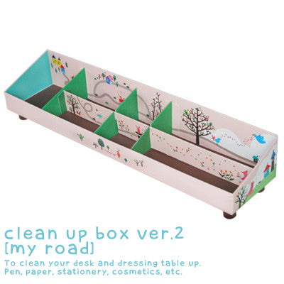 Clean Up Box - My Road