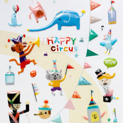 Sticky Friends - Happy Circus