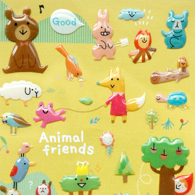Sticky Friends - Animal Friends