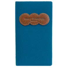 Card Case Teddy - Blue
