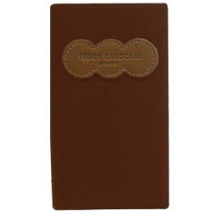 Card Case Teddy - Brown