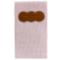 Card Case Teddy - Wine