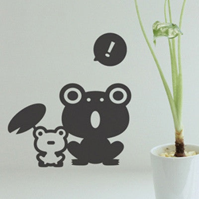 Wall Deco Vinyl - Switch Animal