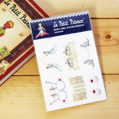 Index Label Sticker - The Little Prince