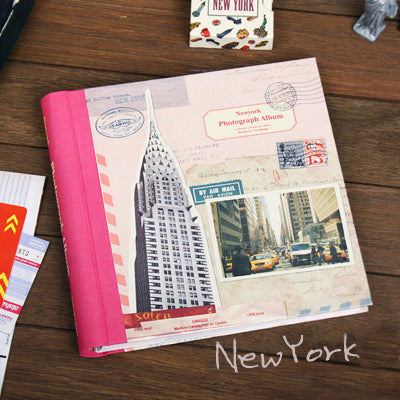New York Photo Album 22x21 cm