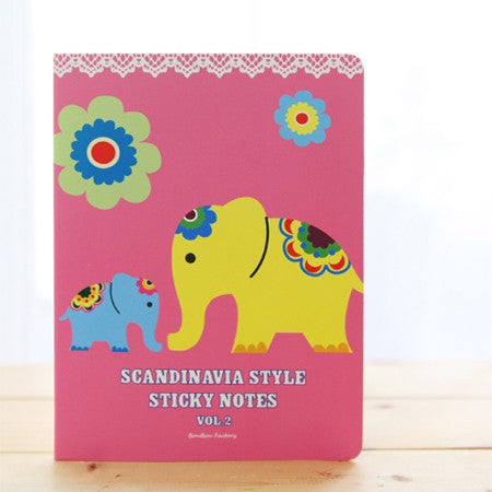 Sticky Notes Scandinavia V.2