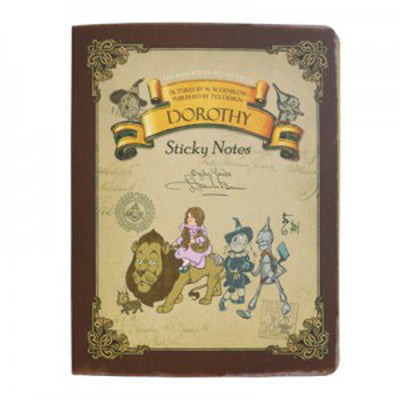 Sticky Notes The Wizard of Oz  - OZ4242
