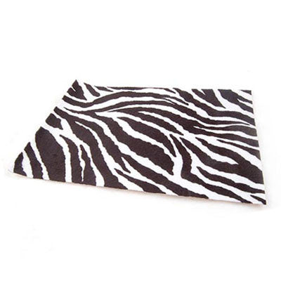 Fabric Reform Sticker - Zebra