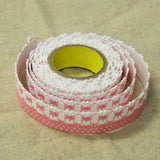 Lace Adhesive Roll Tape - Pink 14