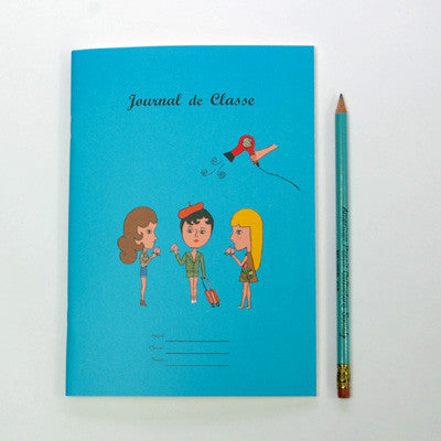 Notebook - Journal de Classe - Aurore