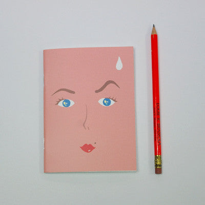 Notebook - Le Petit Cahier - Face