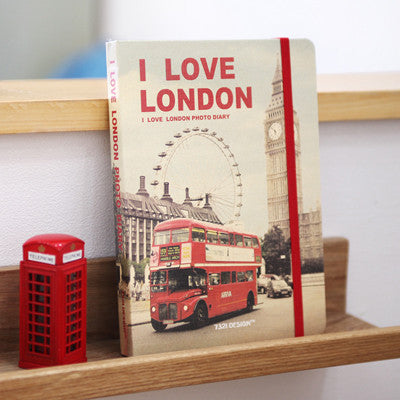 Agenda I love London - Ver.1 - VY4884