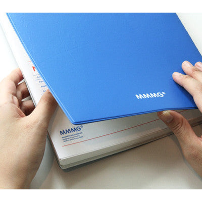 Agenda Tomorrow - L Size - 05 Blue