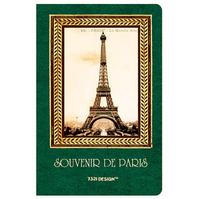 Stitch Notebook - Paris - Line Note - Pocket - VY6949