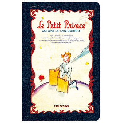 Stitch Notebook - The Little Prince - Blank Note - Pocket - LP6925