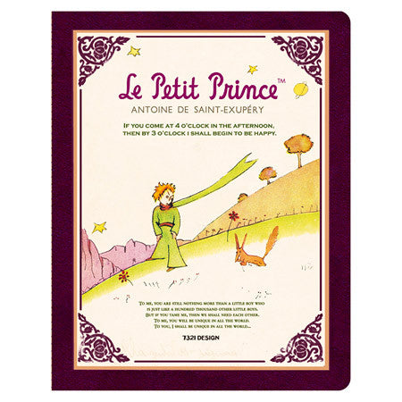 Stitch Notebook - The Little Prince - Classic Collection - Line Note - L - LP7212