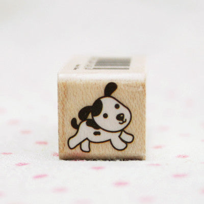 Wood Stamp - Deco - D05 - Dog