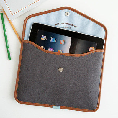 Ipad Cover - Invitel - Grey