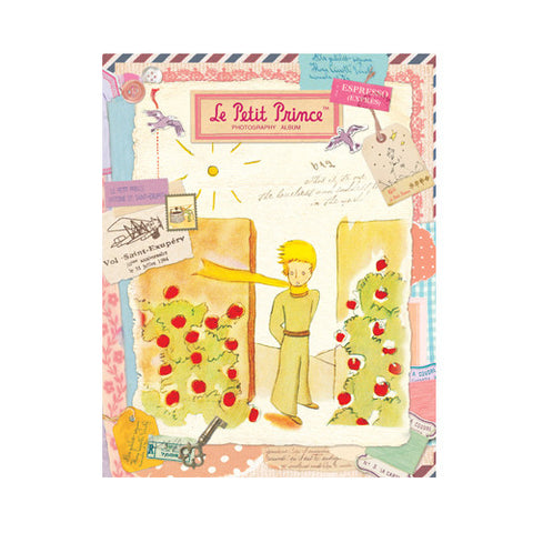 Photo Album The Little Prince - Rose Garden - LP0975
