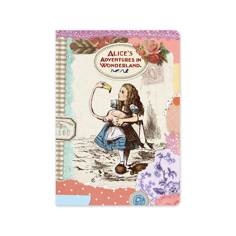 Classic Seal Card - Alice in Wonderland - 04 - AL0791