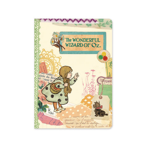 Classic Seal Card - The Wizard of Oz - 01 - OZ0807