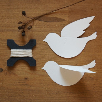 Gift Tag Set - Bird