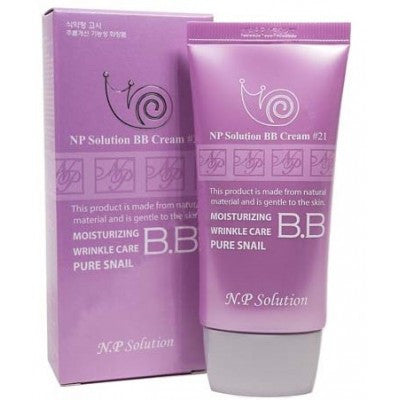 NP Solution BB Cream 21