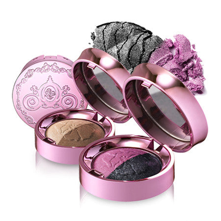 Dollish Eye Shadow Duo - 02 Wine Party