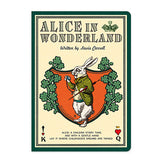 Message Card - Alice in Wonderland - Vintage Galore - Waistcoat Rabbit - AL8193