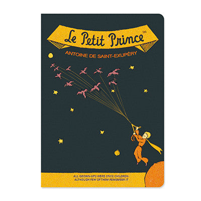 Message Card - The Little Prince - Vintage Galore - Travel - LP8179