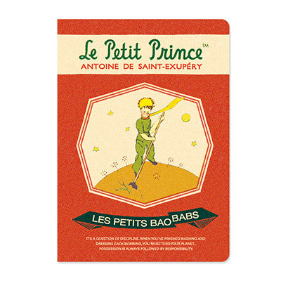 Message Card - The Little Prince - Vintage Galore - Baobab Seed - LP8162