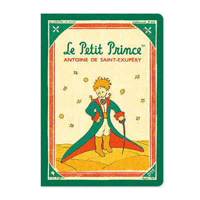 Message Card - The Little Prince - Vintage Galore - Cape - LP8155
