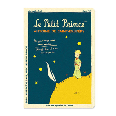 Message Card - The Little Prince - Vintage Galore - B612 - LP8148