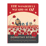 Stitch Notebook - The Wizard of Oz - Vintage Galore - Line Note - L - OZ6755