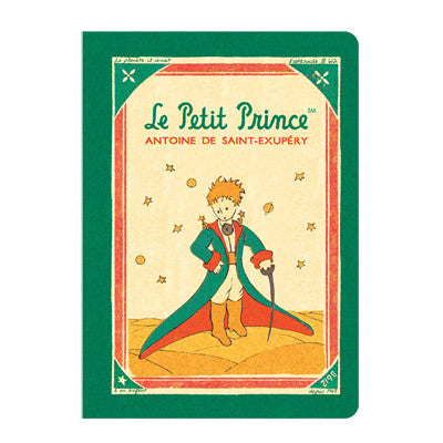 Stitch Notebook - The Little Prince - Vintage Galore - Line Note - M - LP6977