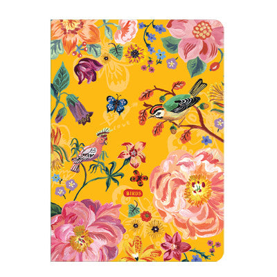 Stitch Notebook - Nathalie Lété - Vintage Galore - Line Note - M - NL6960