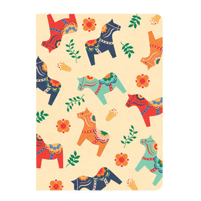 Stitch Notebook - Scandinavia - Vintage Galore - Line Note - M - VY7028