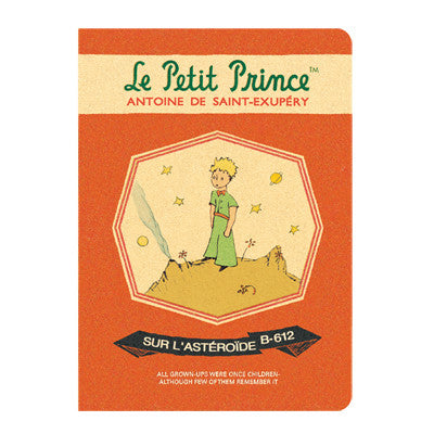 Stitch Notebook - The Little Prince - Vintage Galore - Blank Note - M - LP7059