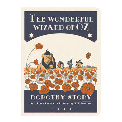 Stitch Notebook - The Wizard of Oz - Vintage Galore - Line Note - S - OZ7233