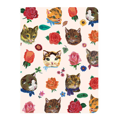 Stitch Notebook - Nathalie Lété - Vintage Galore - Line Note - S - NL7202