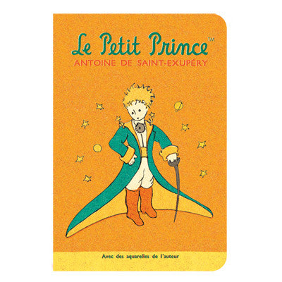 Stitch Notebook - The Little Prince - Vintage Galore - Line Note - Pocket - LP7455