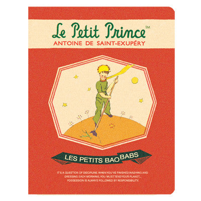 Stitch Notebook - The Little Prince - Vintage Galore - Grid Note - L - LP6892