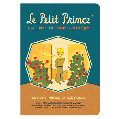 Stitch Notebook - The Little Prince - Vintage Galore - Grid Note - M - LP7134