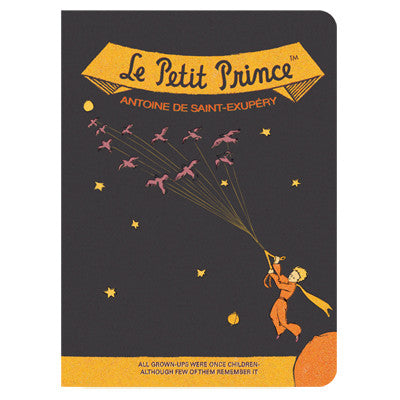 Stitch Notebook - The Little Prince - Vintage Galore - Grid Note - S - LP7370